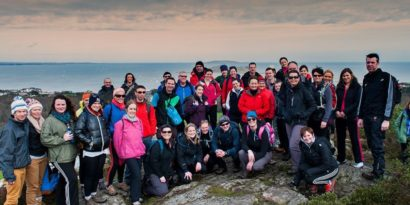 Summer Series: HOWTH CLIFF HIKE