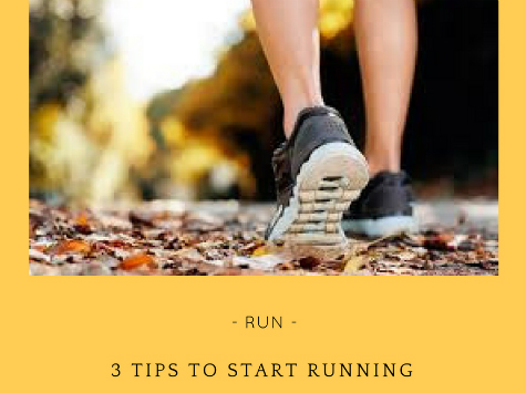 Running Blog Canva