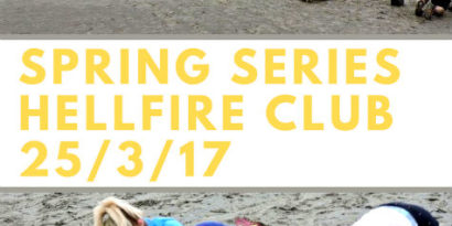 Spring Series – March 25th