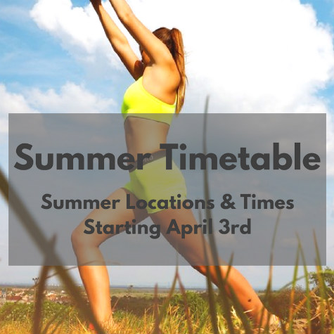 summer time table blog
