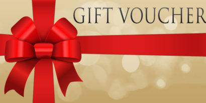 Gift Vouchers For Your Loved Ones!