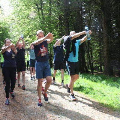 ticknock bootcamp ireland mountain session