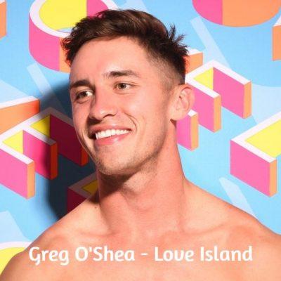Greg O'Shea Bootcamp Ireland Love Island