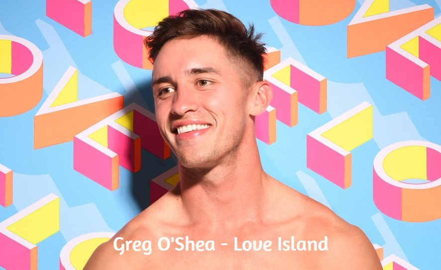 Greg O'Shea Bootcamp Ireland Love Island