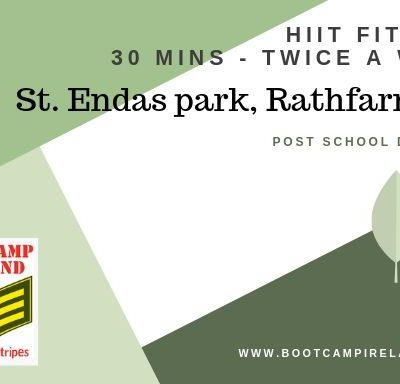 hiit fitness with bootcamp ireland