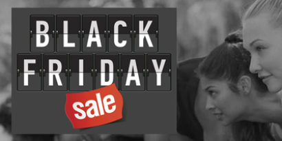 Black Friday Deal – 50 Places Offer